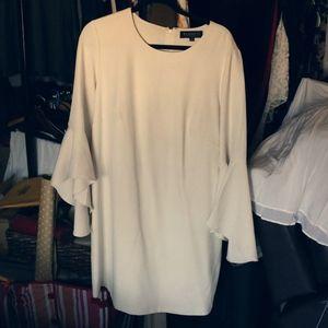 Eloquii White Dress